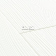 Ламинат quick step Impressive White Planks